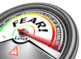 signs of business fear